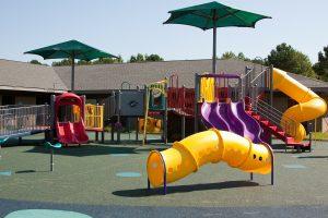 cruvatura tubi parco giochi